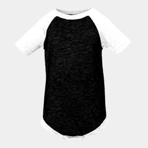Infant Baseball Fine Jersey Bodysuit Thumbnail
