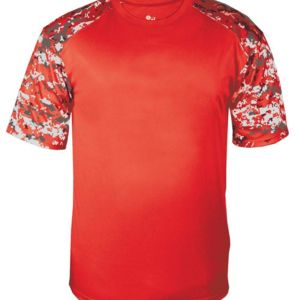 Youth Digital Camo Sport T-Shirt Thumbnail