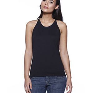 Ladies' CVC Halter Tank Top Thumbnail