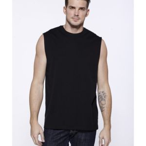 Men's Cotton Muscle T-Shirt Thumbnail